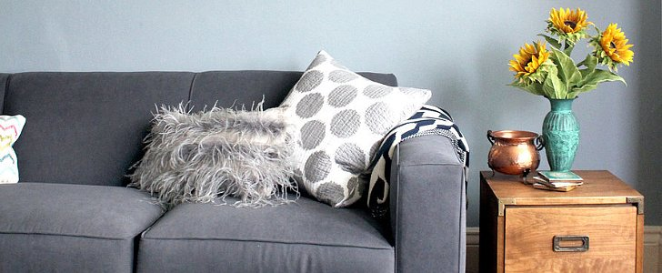 Make Any Sofa Look Brand-New With This Trick