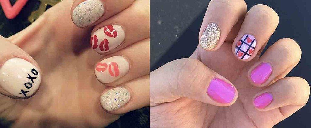 42 Crush-Worthy Valentine's Day Nail Art Ideas