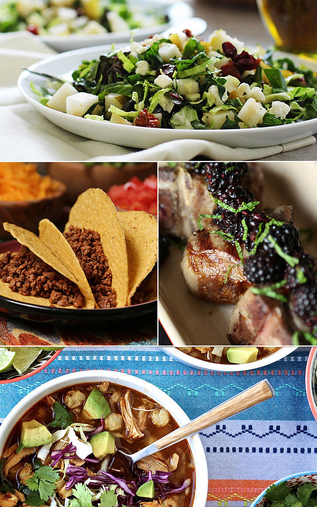 Fast dinner ideas popsugar food for Quick and easy dinner recipes for two