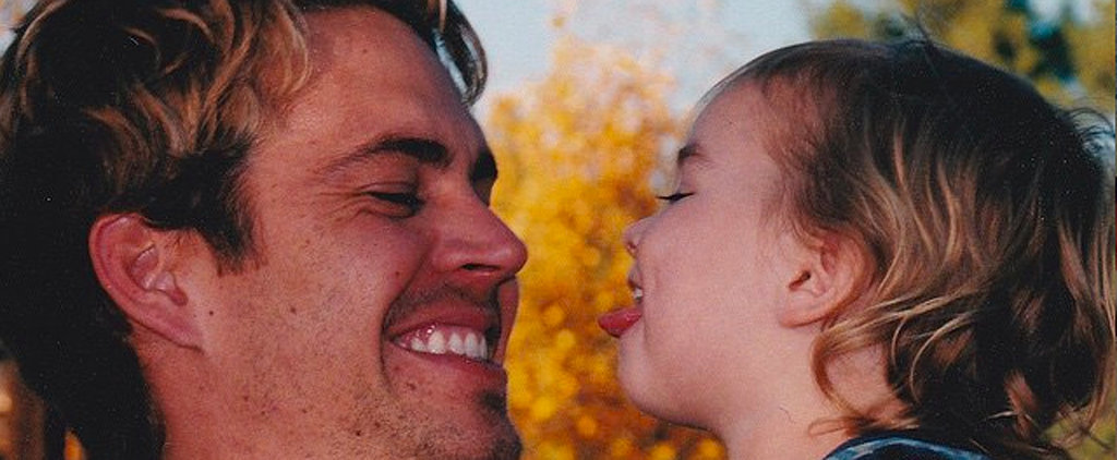 Paul Walker's Daughter Remembers Her Dad in a New Throwback Photo
