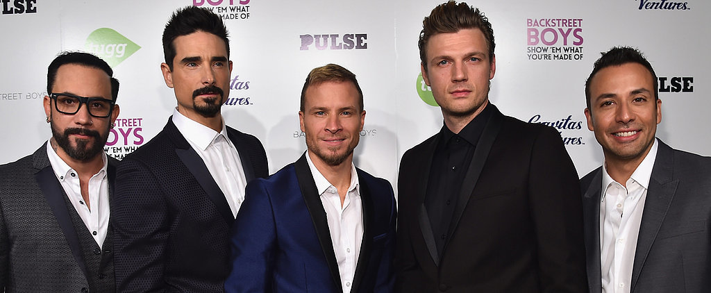 Did the Backstreet Boys Just Throw Shade at *NSYNC?