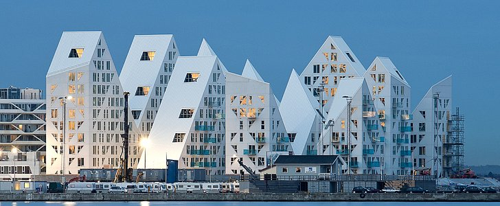 The Most Beautiful New Buildings From Around the World