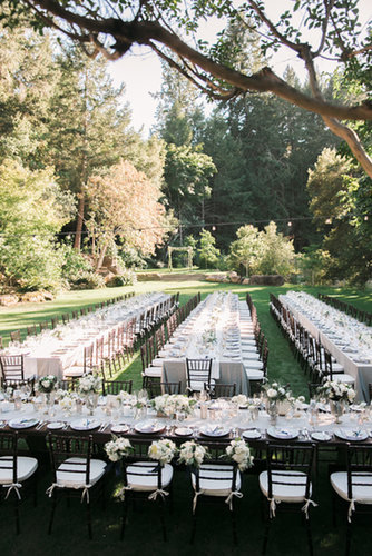Combine the Ceremony and the Reception