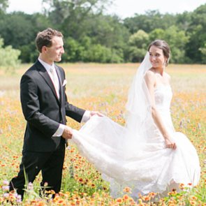 Beautiful Outdoor Texas Wedding