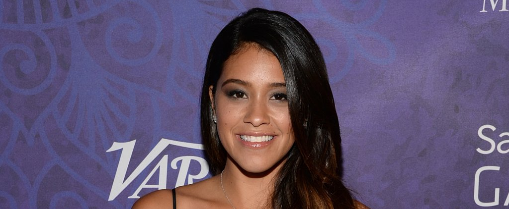 Gina Rodriguez Explains Why She Chose Acting Over Law School