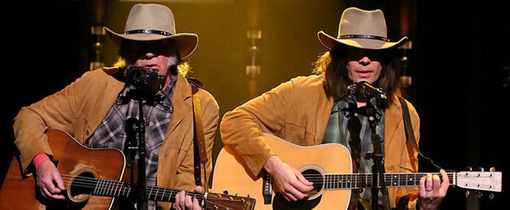 "Jimmy Fallon and Neil Young's ""Old Man"" Rendition Might Give You Goosebumps"