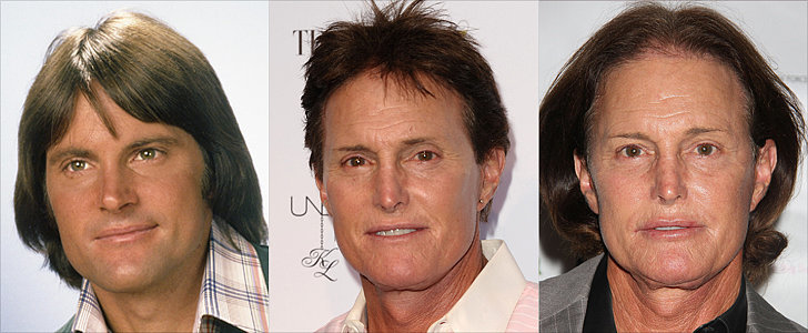 See Bruce Jenner's Hair Evolution From Page Boy to Pinup Waves