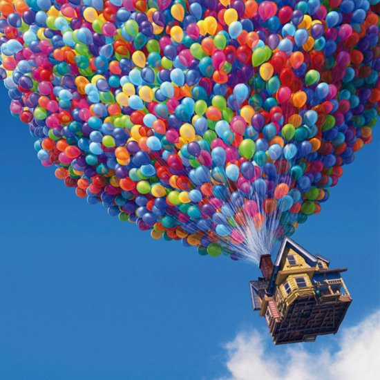 House That Inspired Up Goes to Auction