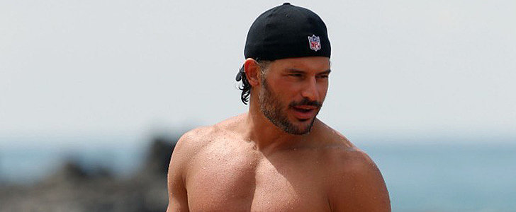 We'll Never Tire of Seeing Joe Manganiello Shirtless