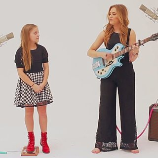 "Lennon and Maisy ""Boom Clap"" Cover 