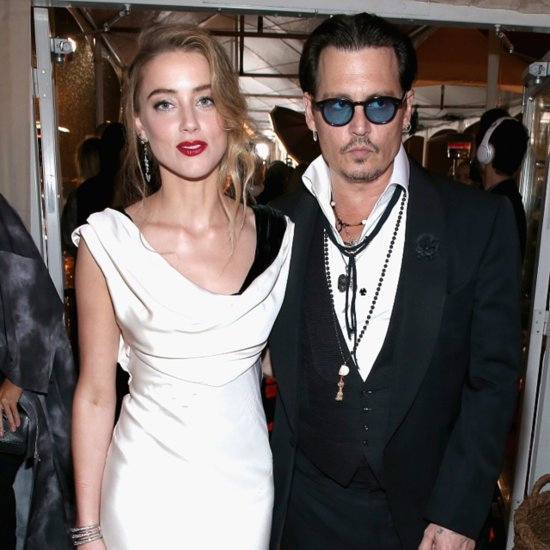What Did Amber Heard's Wedding Dress Look Like?