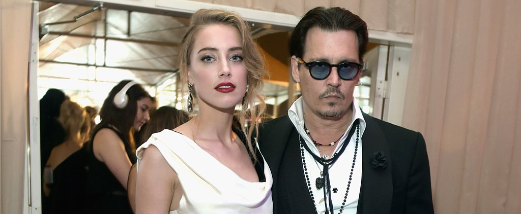 Amber Heard Was Such a Lovely Bride That She Got Married Twice