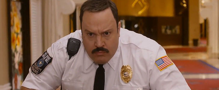 Kevin James Heads to Vegas in the Trailer For Paul Blart: Mall Cop 2