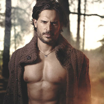 We'll Never Tire of Seeing Joe Manganiello With His Top Off