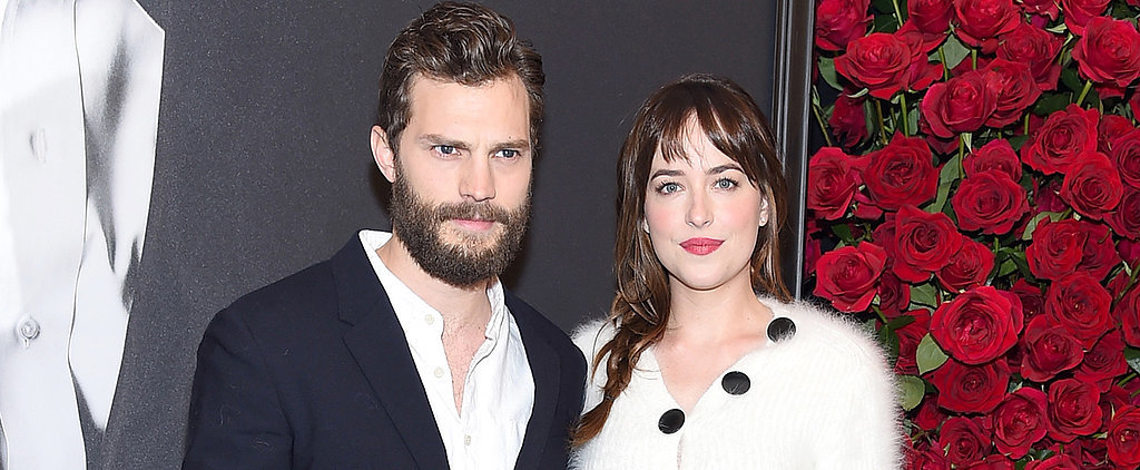 Now Fifty Shades of Grey Mania Is Heating Up the Red Carpet