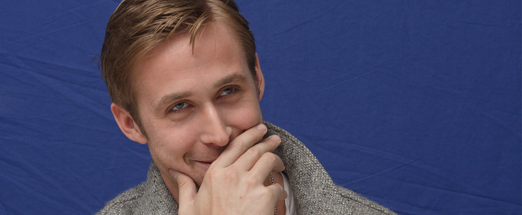 Ryan Gosling's Recent Twitter Activity Is Truly Marvelous
