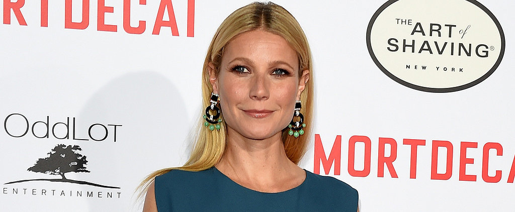 Gwyneth Paltrow Introduces a New Kind of Cleanse