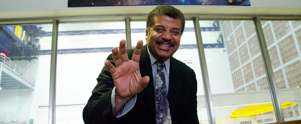 Add Neil deGrasse Tyson's Must-Read Books to Your Reading Lists Now