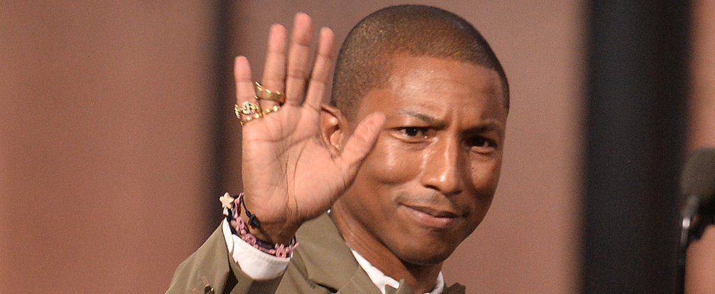 Pharrell Was Just So Done With Taylor Swift at the Grammys