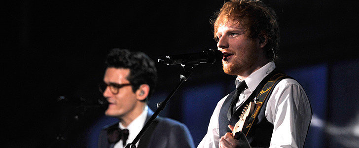 Surprise! Ed Sheeran and John Mayer Are Actually a Great Duo