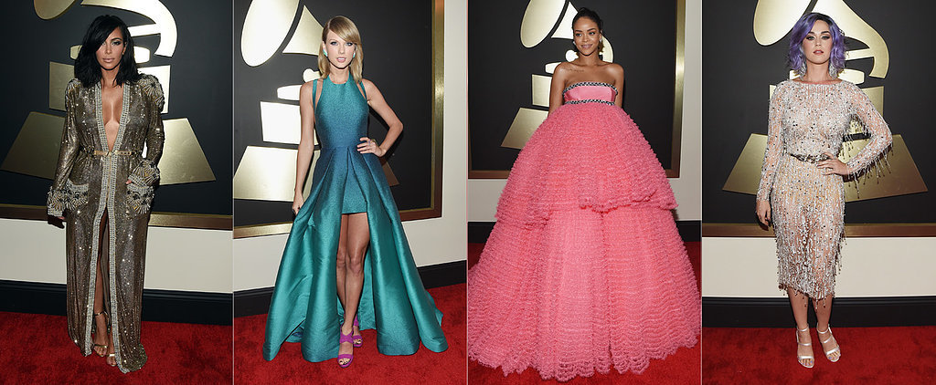 POPSUGAR Shout Out: Check Out All the Head-Turning Looks From the Grammy Awards
