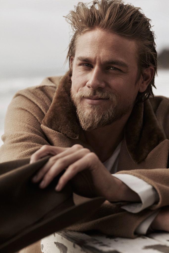 charlie hunnam beard