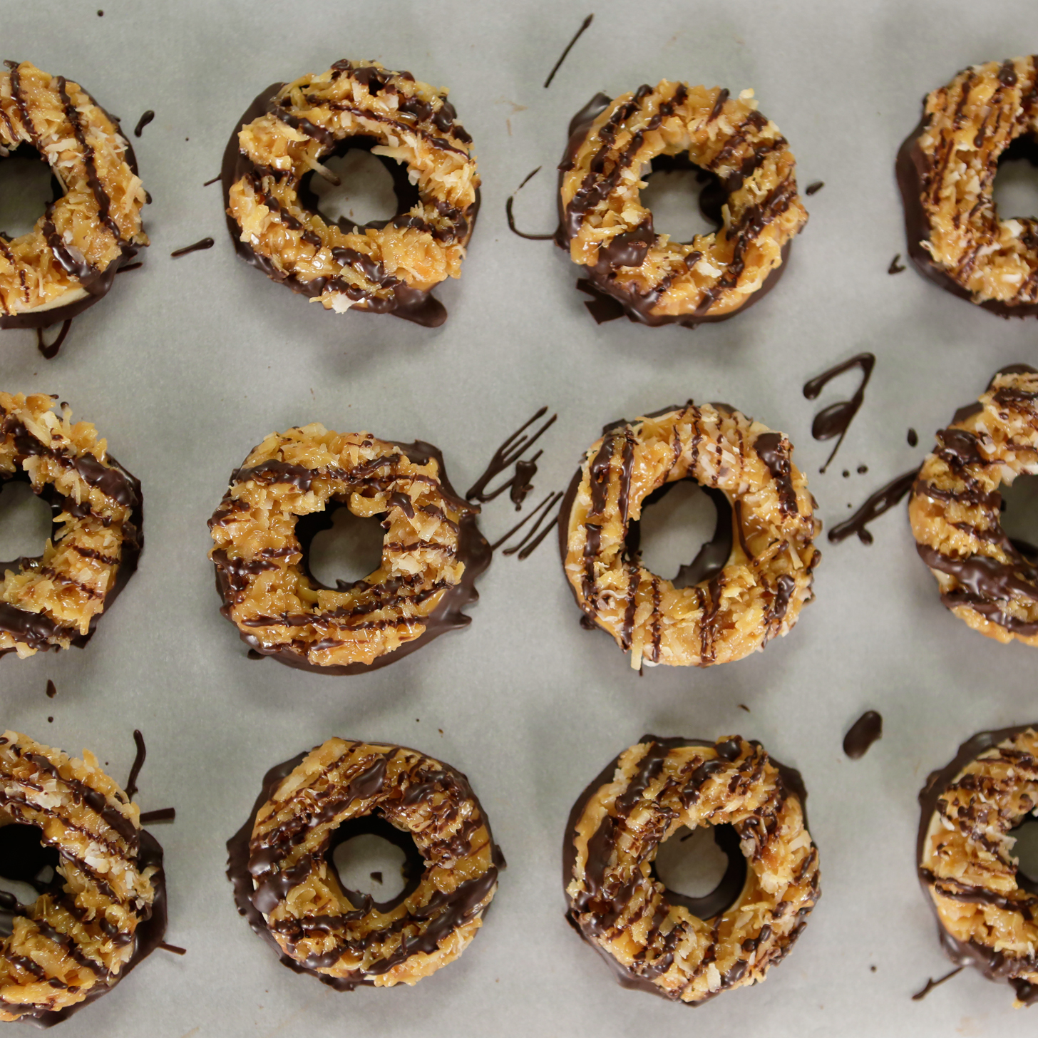 Homemade Samoas Cookie Recipe | POPSUGAR Food