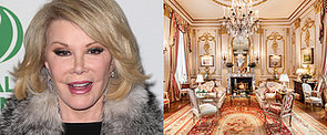 Soon, Joan Rivers's Palatial Penthouse Won't Look Like This