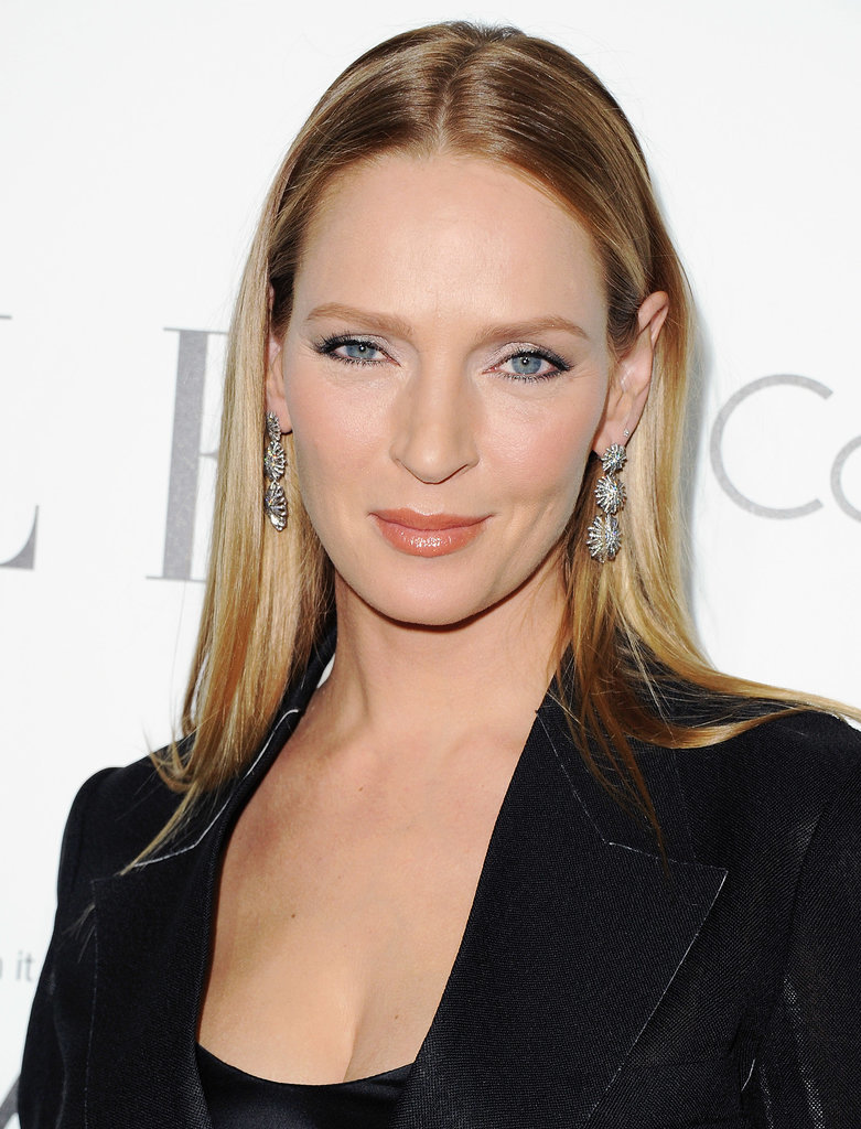 Uma Thurman Changed How She Looks | POPSUGAR Beauty Australia Uma Thurman