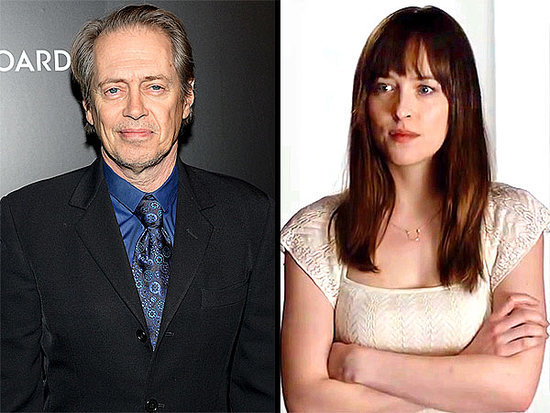 WATCH: What If Fifty Shades of Grey Replaced Jamie Dornan with Steve Buscemi?