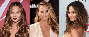 How Ridiculously Amazing Are Chrissy Teigen's Cheekbones?
