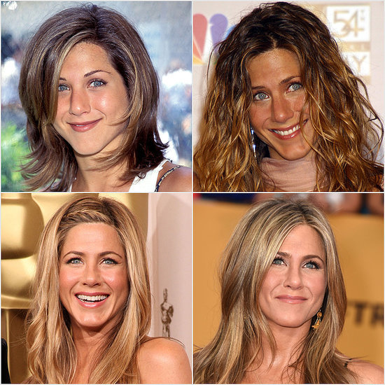 17 Times You Wished You Had Jennifer Aniston's Cool California-Girl Hair