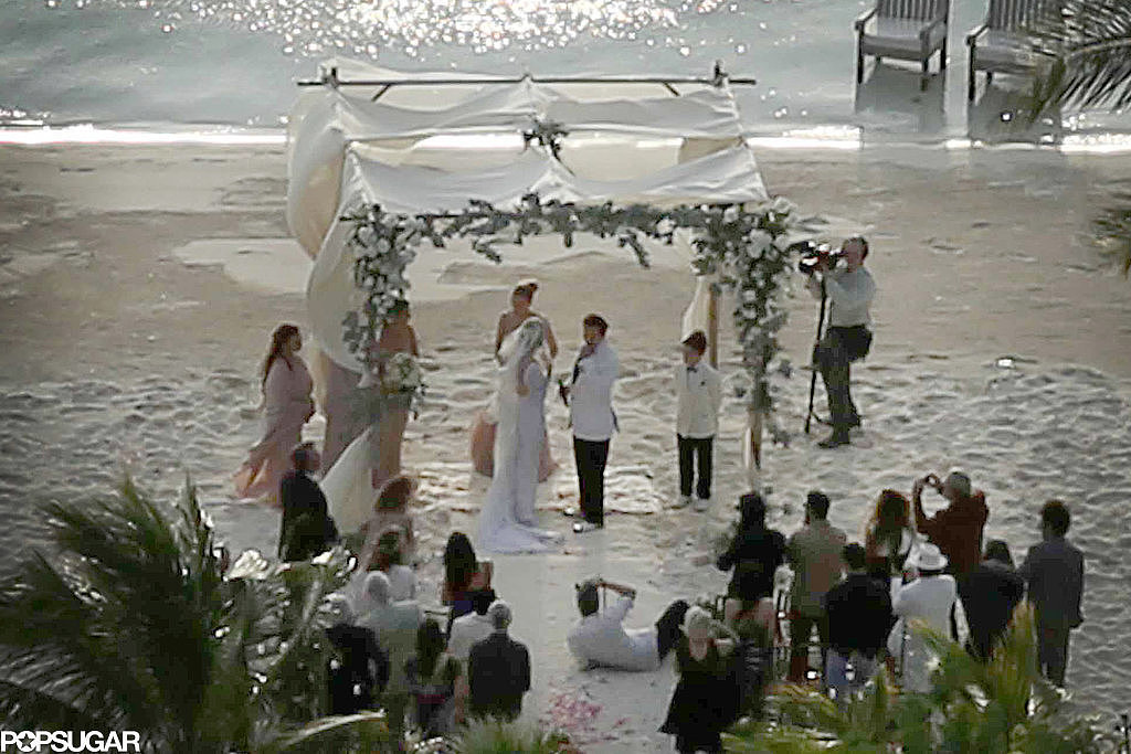 Amber Heard and Johnny Depp Wedding