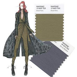 Pantone Winter 2015 Colours
