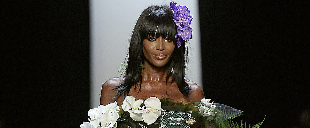 Naomi Campbell's 1 Favorite Runway Moment Will Never Happen Again