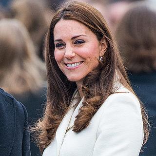 Kate Middleton besucht ein Kunstprojekt in Portmouth