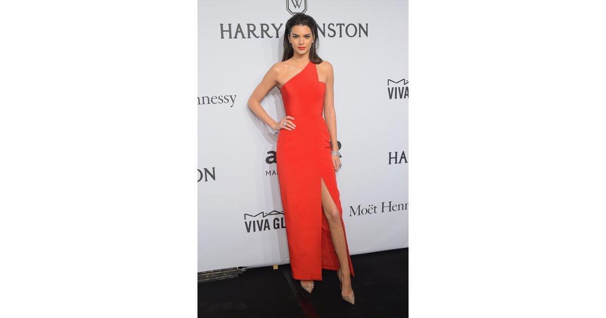 Red Romona Keveza Dress