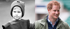 Royal Report: Prince Harry, Master of #TBT