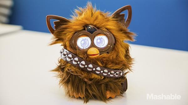 This Star Wars Furby Is the Cutest/Ugliest Thing