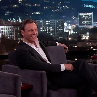 Tony Goldwyn Doing the Macarena Video