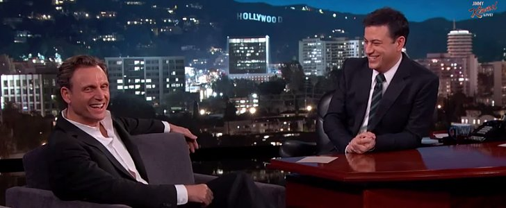 Watch Tony Goldwyn Get Embarrassed by His Old Dance Moves