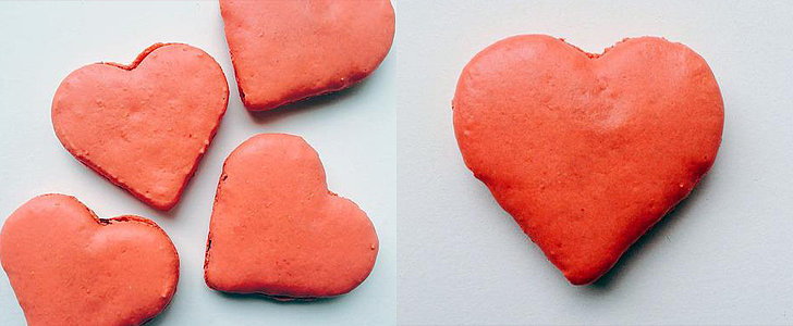 Make Ladurée's Heart-Shaped Macarons For Your Special Someone