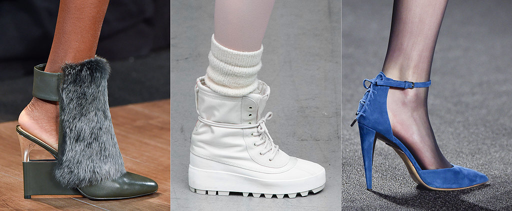 The Best Shoes to Hit the Runways of New York Fashion Week