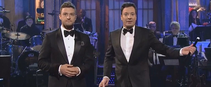 Watch Jimmy Fallon and Justin Timberlake Rap Through the History of SNL