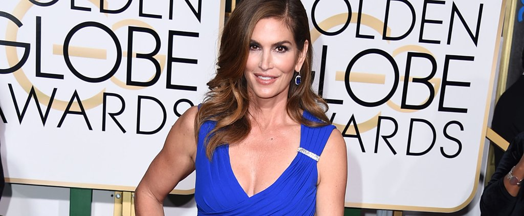 The Unretouched Photo of Cindy Crawford Is Fake