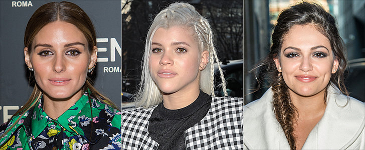 These Celebrity Street Style Braids Have Serious Wow Factor