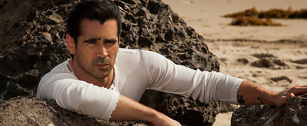 """Exclusive: """"I Wake Up and I Meet the Day Already Pre-Groomed"""" — Colin Farrell"""