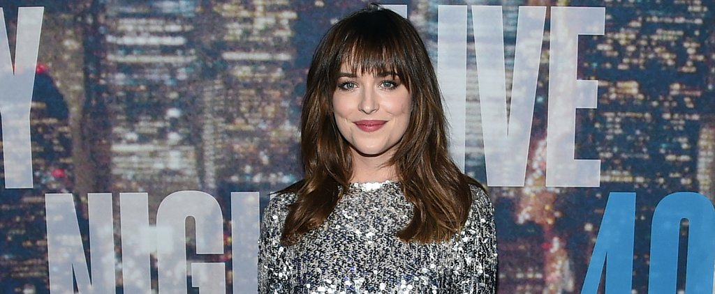 Dakota Johnson Admits She Stole Items From the Fifty Shades of Grey Set