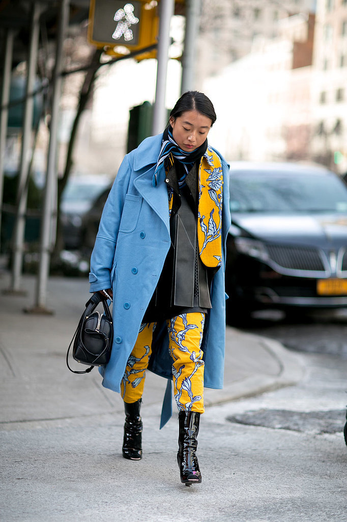 Fashion shopping style 50 snaps that prove street style is better than runway style Street style ny fashion week fall 2015