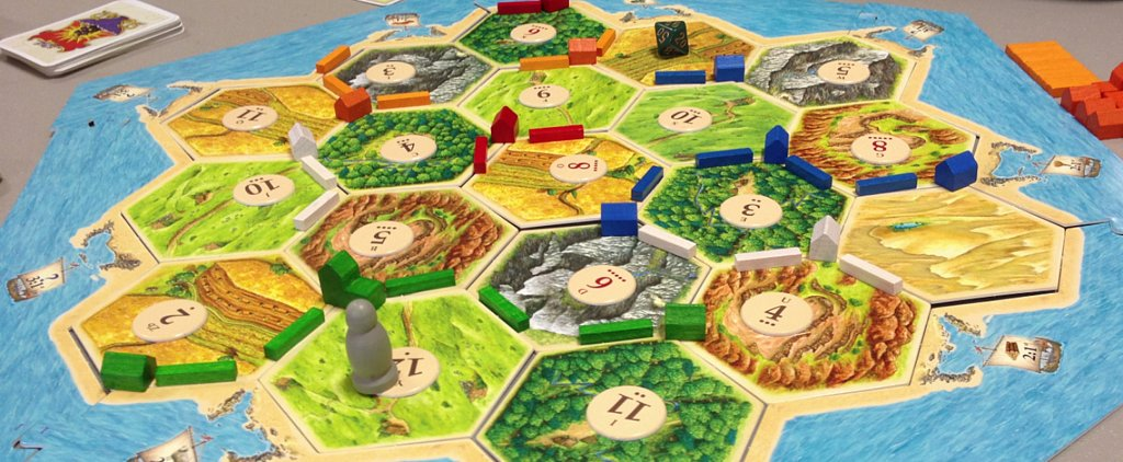 OMG! The Settlers of Catan Board Game Might Become a Movie